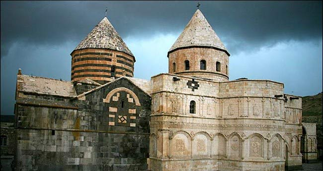 The Armenian Monastic Ensembles